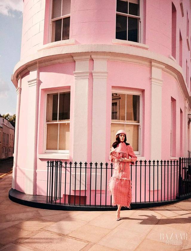 看大片   进入粉红色的少女世界,雾霾也扰乱不了我的心