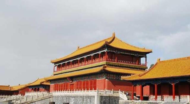 全世界的五大宫殿,最大的是中国故宫