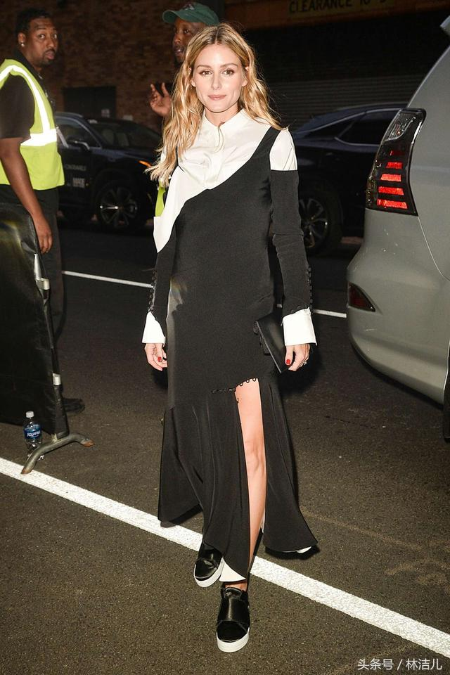 奥利维亚巴勒莫12条穿衣法则,记住这些你也能成时尚icon!