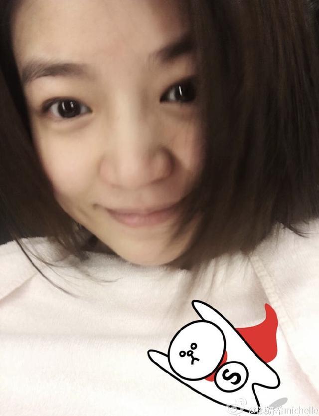 陈妍希坐月子10天没洗头,堪称最乖妈咪,长辈们都喜欢的好媳妇