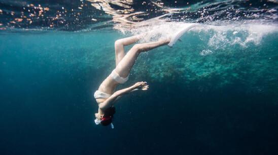 陈赫前妻夜游神秘海域,无数人前往成就了最美的自己!