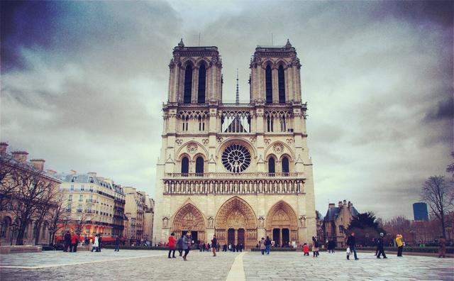 世界五大魅力城市的标志建筑,伦敦巴黎上海榜上有名