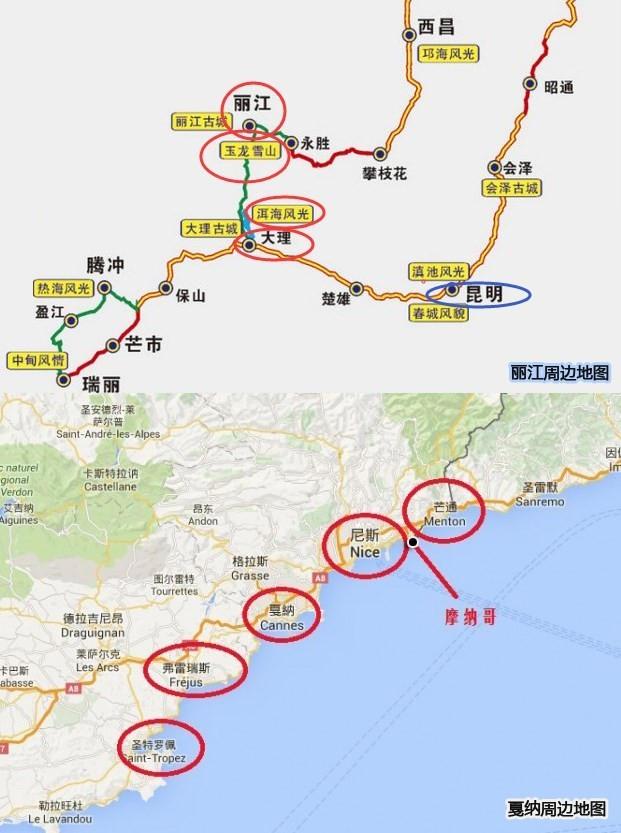 戛纳只有1/836个北京的面积,凭什么办个电影节?!