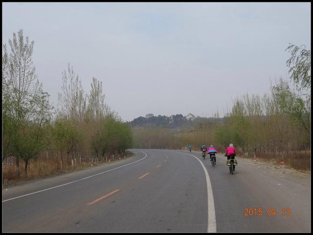 挺进南太行——太行天路、挂壁公路骑行记
