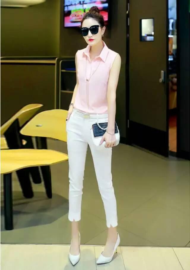 高腰短裤怎么搭配才时尚!