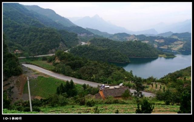 穿行在青山绿水间——长阳清江骑行记