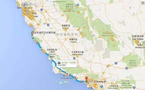想要畅游加州一号公路?那你一定要知道这些!