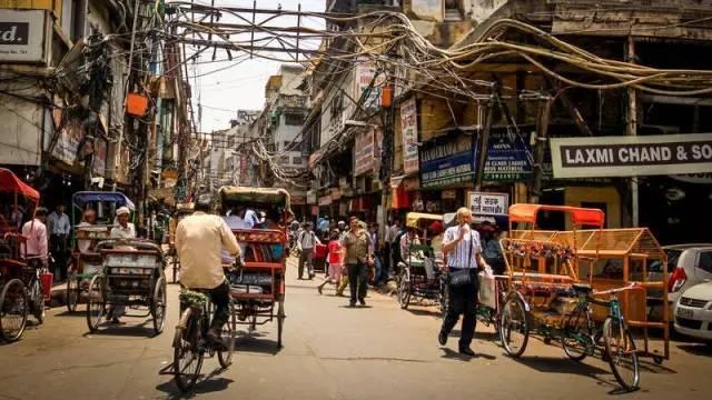 印度经济真的超越中国了吗?