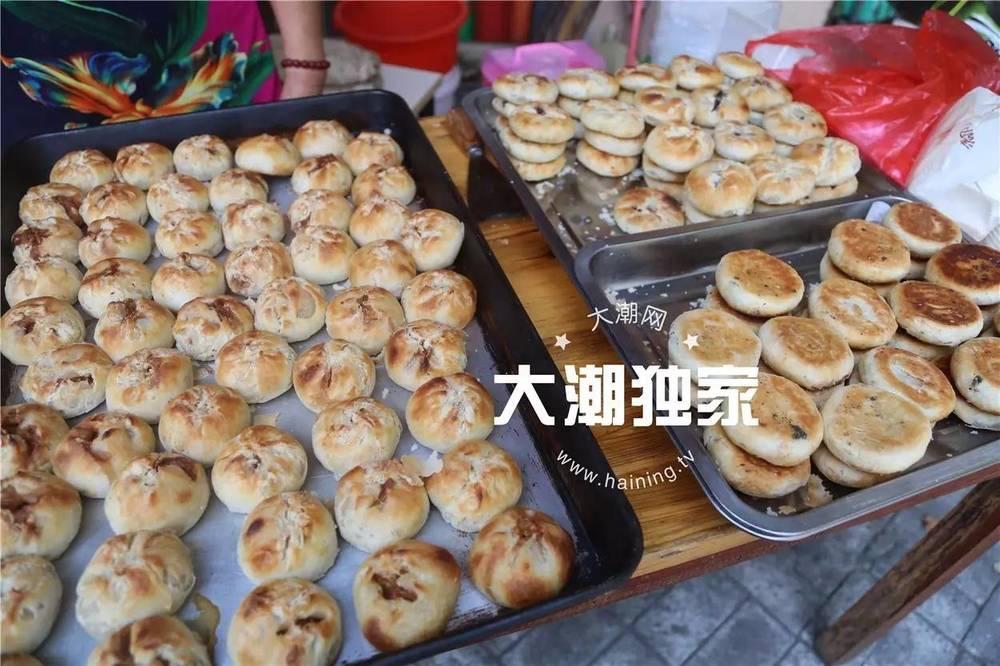 """浙江73岁""""月饼奶奶""""每天做上千个肉月饼,就为了送人!太感动!"""