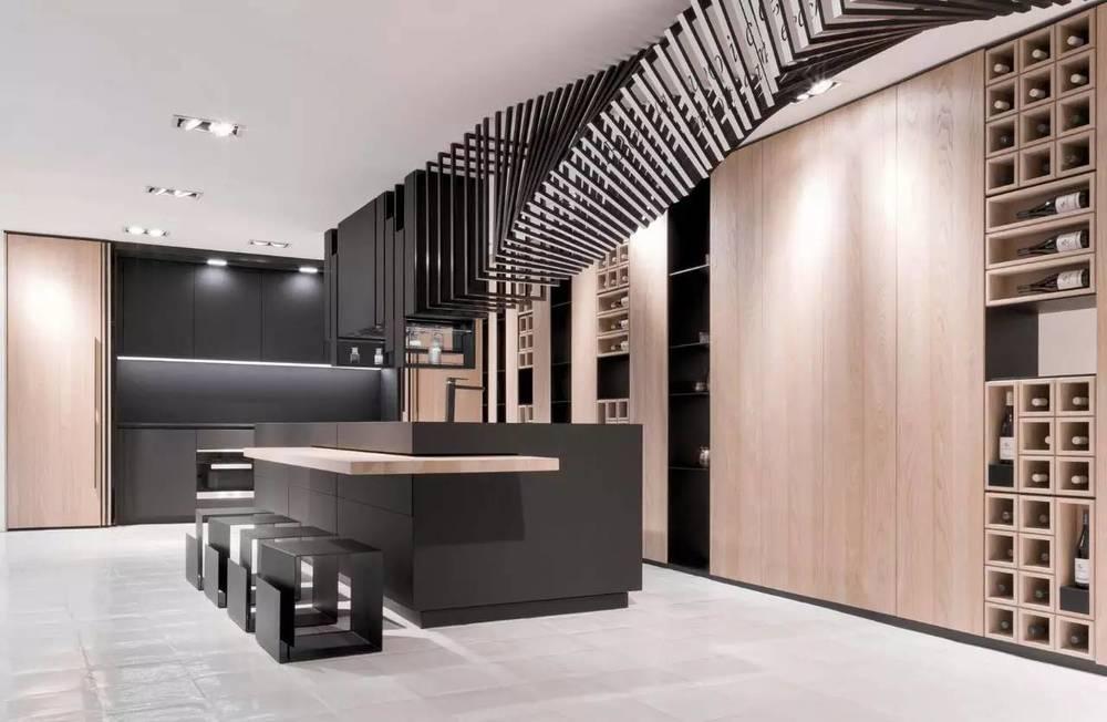 这样的厨房设计才真的NB!