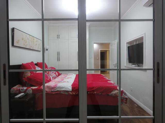 晒晒我的婚房 岳母说真漂亮 特别是卧室超漂亮 说果然没看错人