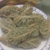 韭菜猪肉馅儿的沙县饺子
