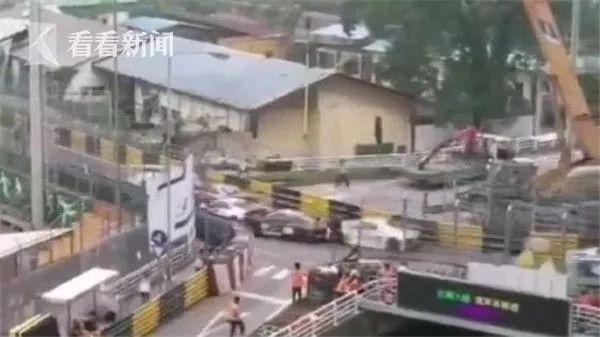史上最贵车祸!网友:感觉瞬间一个亿没了