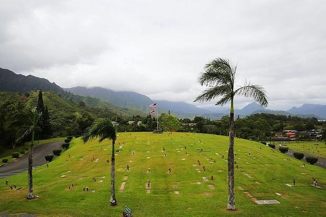 去夏威夷一定要去的地方:张学良和赵四的墓地