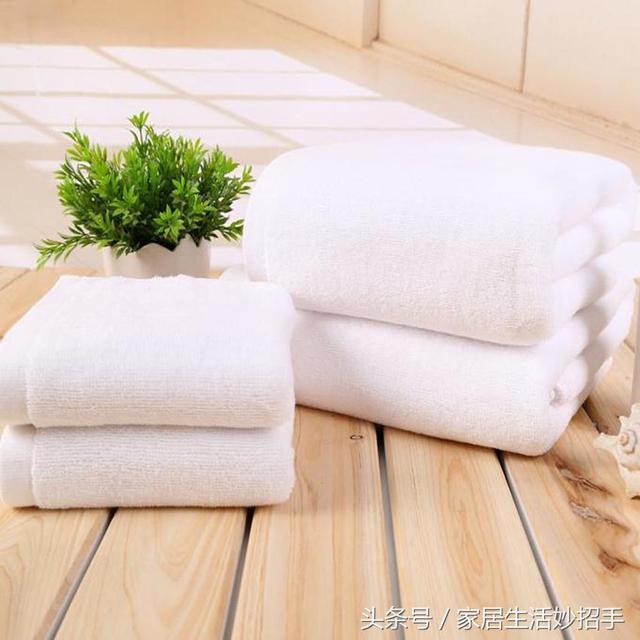 你家的毛巾都放哪儿了?这都是有技巧的!