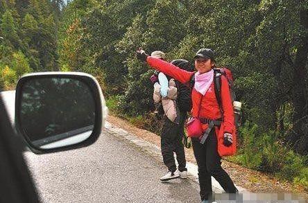 川藏线老司机:穷游女都会带上风油精,是什么意思呢