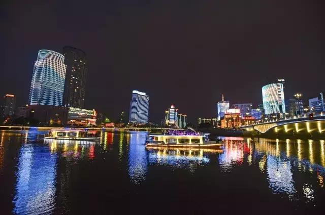 宁波三江夜游重新启航!梦幻十桥十景美翻了,票价、航班信息来了