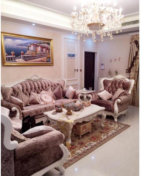 130平新房终于完工入住了,家具就花了10万,大家看值吗?