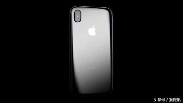 "iPhone8""苹果标""亮了,这是对乔布斯最大的尊重!"