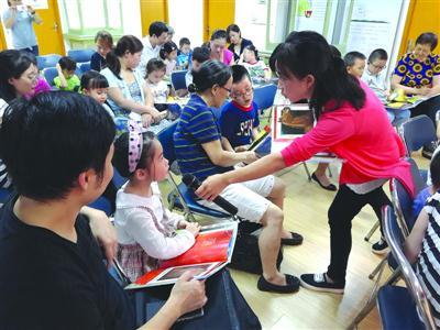上海小学生阅读量以人年均15本数量 全国领先