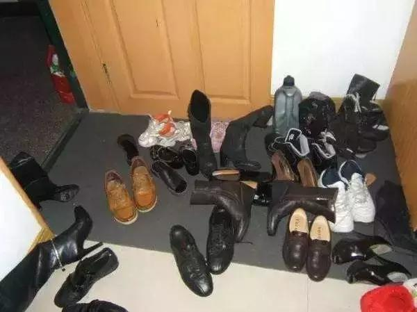 入户鞋子一团乱,那是玄关柜没装好,记得要这样装!