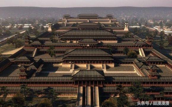 可惜!中国历史上消失的伟大建筑,个个不输紫禁城