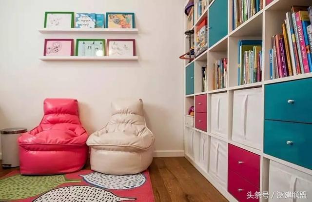 家有孩子,并不是布置个漂亮的儿童房那么简单