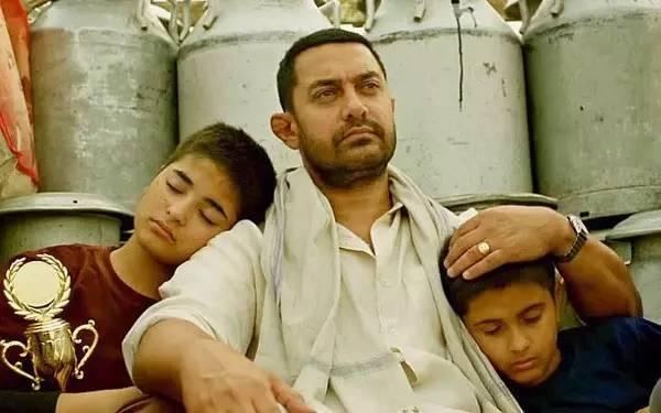山寨电影「打架吧,妈妈」开拍,阿米尔·汗听了想打人!