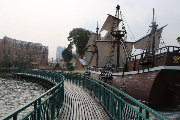 世界首座安徒生主题乐园将于6月1日在上海开园,多幅实景图袭来