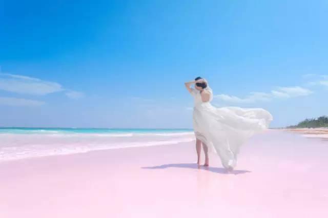 世界上唯一的粉色沙滩,比马代更浪漫的蜜月海岛