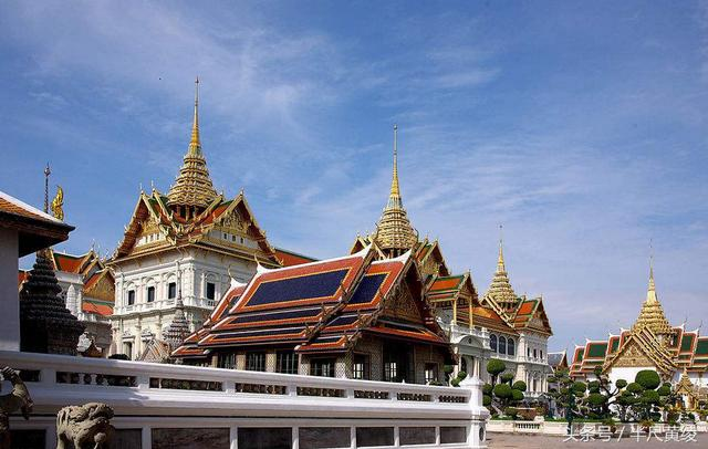 """梦幻旅程:前往最适合旅游的地方·曼谷,一座""""天使之城"""""""