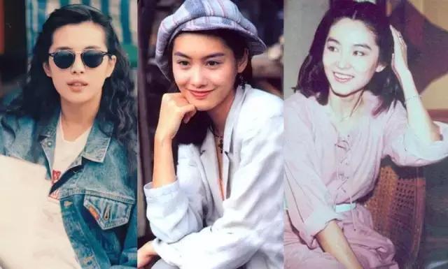 王祖贤、张曼玉30年前穿搭甩当红明星N条街,教你穿出纯天然复古风