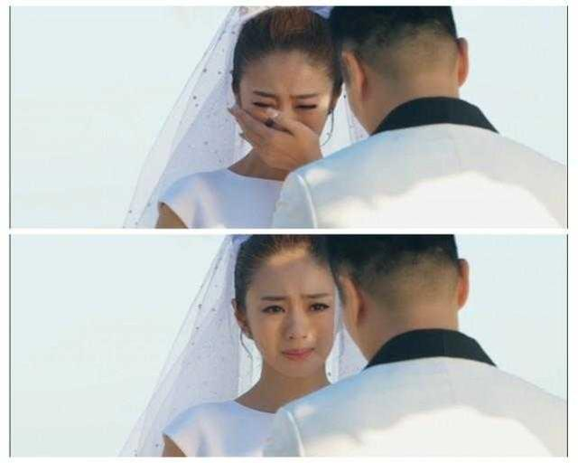 安以轩再发婚礼花絮,最美伴娘陈乔恩抢花球的模样太逗了