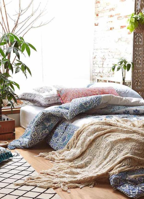 卧室搭配布置的专业方法,有图解,有案例,几分钟搞明白