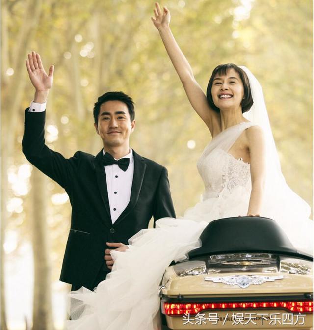 五美齐晒第三季婚纱照 你喜欢哪款?刘涛端庄 曲筱绡活泼俏皮 蒋欣娘娘吉祥