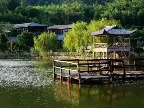 宁波这些绝美避暑露营胜地赶紧收藏,有山有水有凉意