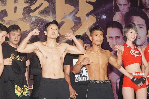 最新图文,邹市明霸气宣战:从未输给过日本拳手,要给年轻人上一课