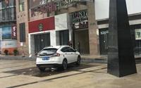 这车停在宁波人民的伤口上