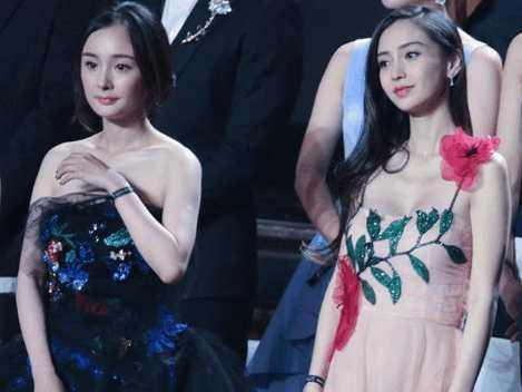 微博之夜杨幂和baby同台斗艳,杨紫却成了今夜最大的赢家!