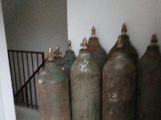 小区成煤气公司员工宿舍,然后就没有然后了……