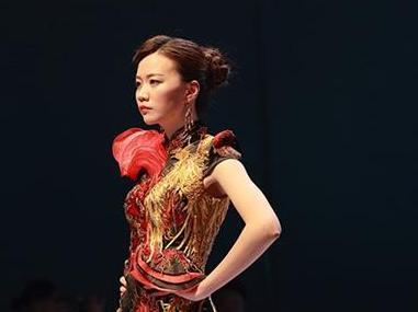 第22届宁波国际服装节服装秀