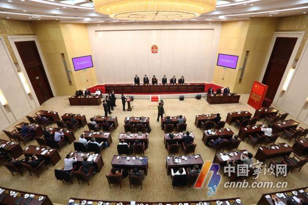 陳炳榮任寧波市副市長 發改委經信委等