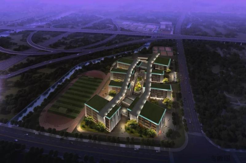 鄞州潘火新添一所初中 预计今年年底竣工 明年9月开学