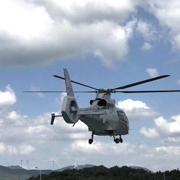 北仑梅山直升机飞行体验