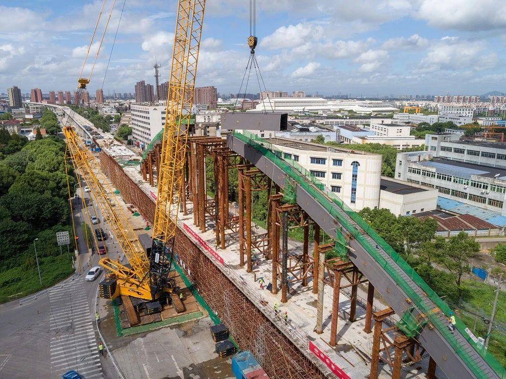 宁波地铁2号线二期最新进展:地下首通段