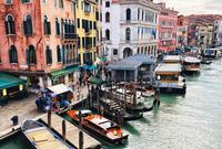 传说中的威尼斯,终于来了