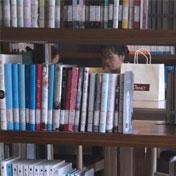 图书馆遇到没素质的人