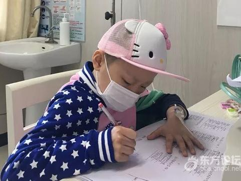 刷爆朋友圈的这个网红竟是宁波8岁白血病女孩!她6万字病房日记全是…