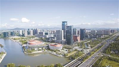 打造宁波北部城市中心 镇海给出了重点设计区域