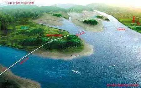 """三门湾大桥""""跨海""""握手!宁波台州年底有望实现""""1小时交通圈"""""""